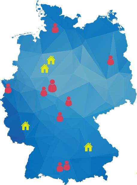 Standorte MLPlastics GmbH